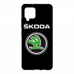 Чохол для Samsung A42 5G Skoda