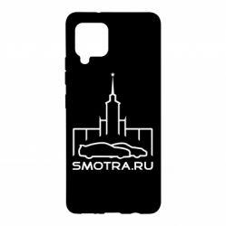 Чохол для Samsung A42 5G Smotra ru