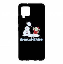 Чехол для Samsung A42 5G Snowmando