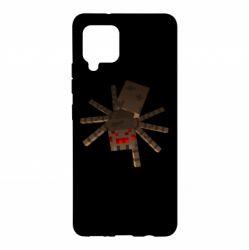 Чохол для Samsung A42 5G Spider from Minecraft