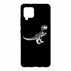 Чохол для Samsung A42 5G Spotted baby dinosaur