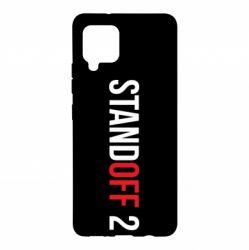 Чехол для Samsung A42 5G Standoff 2 logo