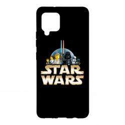 Чохол для Samsung A42 5G Star Wars Lego