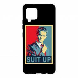 Чехол для Samsung A42 5G Suit up!