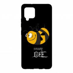 Чохол для Samsung A42 5G Шалена бджілка