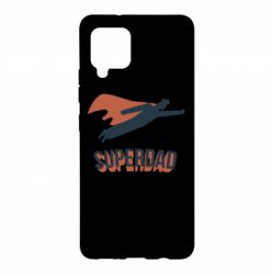 Чохол для Samsung A42 5G Super dad flies