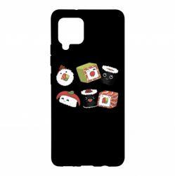 Чохол для Samsung A42 5G Sushi