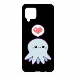 Чехол для Samsung A42 5G Sweet Octopus