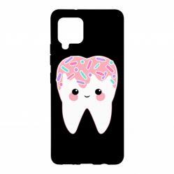 Чохол для Samsung A42 5G Sweet tooth