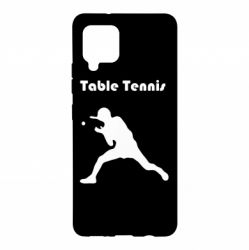 Чохол для Samsung A42 5G Table Tennis Logo