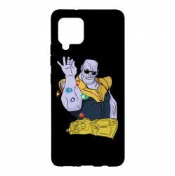 Чохол для Samsung A42 5G Thanos Art