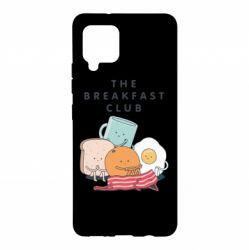Чохол для Samsung A42 5G The breakfast club