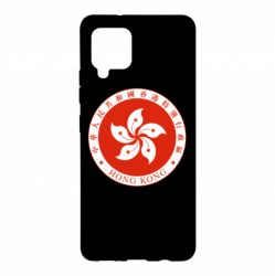 Чехол для Samsung A42 5G The coat of arms of Hong Kong