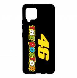 Чохол для Samsung A42 5G The Doctor Rossi 46