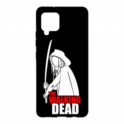 Чохол для Samsung A42 5G The walking dead (Ходячі мерці)