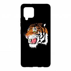 Чохол для Samsung A42 5G Tiger roars