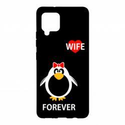 Чохол для Samsung A42 5G Together forever