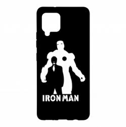Чехол для Samsung A42 5G Tony iron man