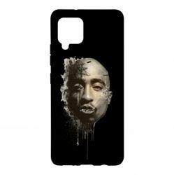 Чехол для Samsung A42 5G Tupac Shakur