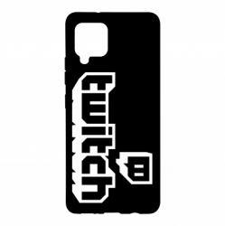 Чохол для Samsung A42 5G Twitch logotip