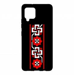 Чохол для Samsung A42 5G Украіінський орнамент