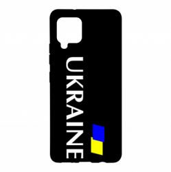 Чохол для Samsung A42 5G FLAG UKRAINE