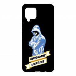 Чохол для Samsung A42 5G Ukraine Hooligans