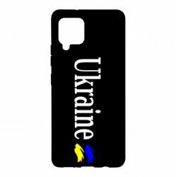 Чохол для Samsung A42 5G Ukraine
