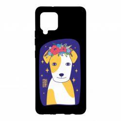Чохол для Samsung A42 5G Український пес