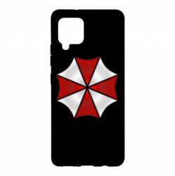 Чохол для Samsung A42 5G Umbrella Corp Logo
