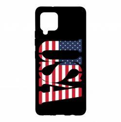 Чохол для Samsung A42 5G USA