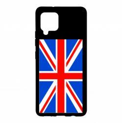 Чехол для Samsung A42 5G Великобритания