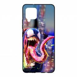 Чехол для Samsung A42 5G Venom slime