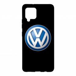 Чохол для Samsung A42 5G Volkswagen 3D Logo
