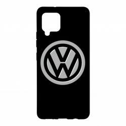 Чохол для Samsung A42 5G Логотип Volkswagen