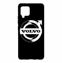 Чохол для Samsung A42 5G Volvo logo