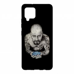 Чохол для Samsung A42 5G Walter White with meth