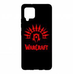 Чохол для Samsung A42 5G WarCraft Logo