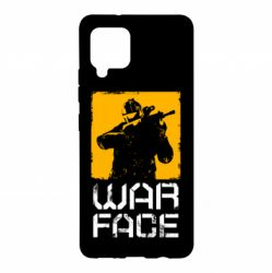 Чохол для Samsung A42 5G Warface