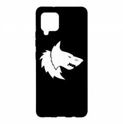 Чохол для Samsung A42 5G Warhammer Space Wolf