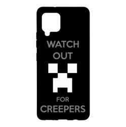 Чохол для Samsung A42 5G Watch Out For Creepers