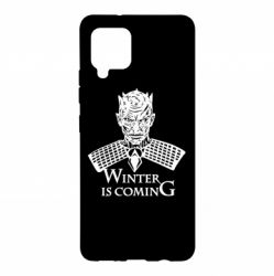 Чохол для Samsung A42 5G Winter is coming hodak