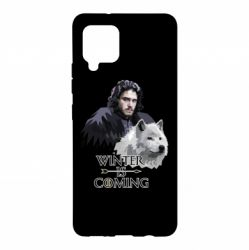 Чохол для Samsung A42 5G Winter is coming I