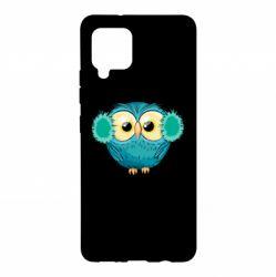 Чохол для Samsung A42 5G Winter owl