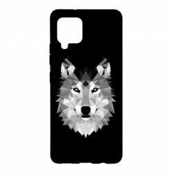 Чохол для Samsung A42 5G Wolf Art