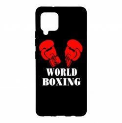 Чохол для Samsung A42 5G World Boxing