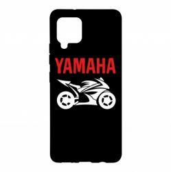 Чохол для Samsung A42 5G Yamaha Bike