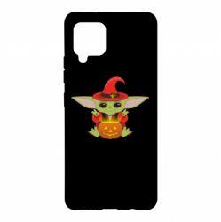Чохол для Samsung A42 5G Yoda conjures