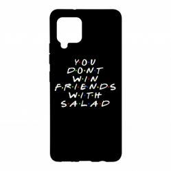 Чохол для Samsung A42 5G You don't friends with salad