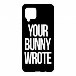 Чохол для Samsung A42 5G Your bunny wrote